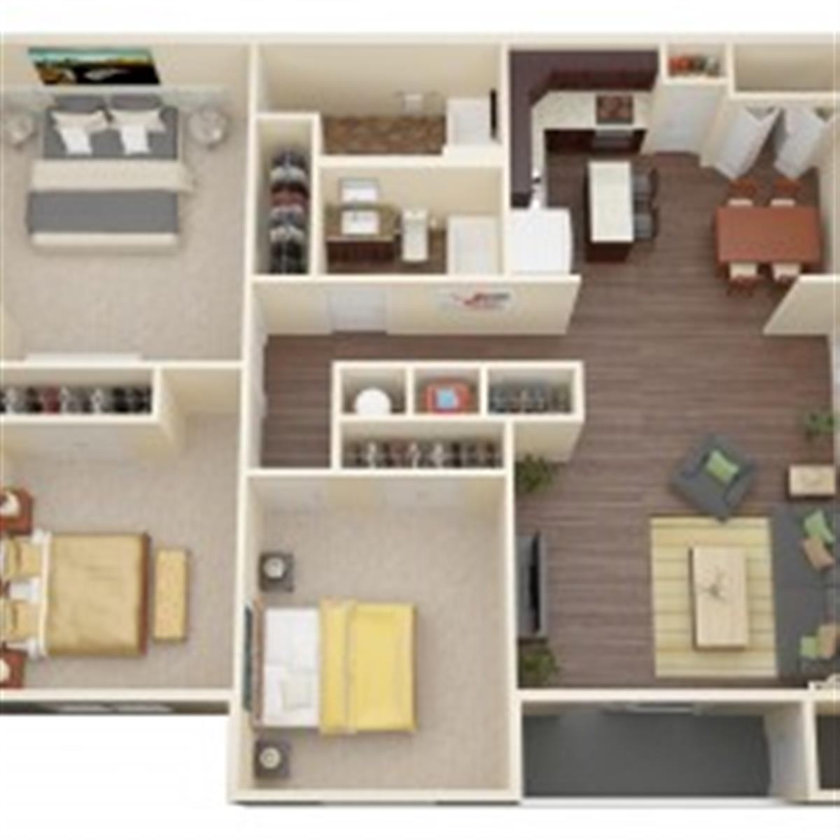 Apartment In Clarksville, TN