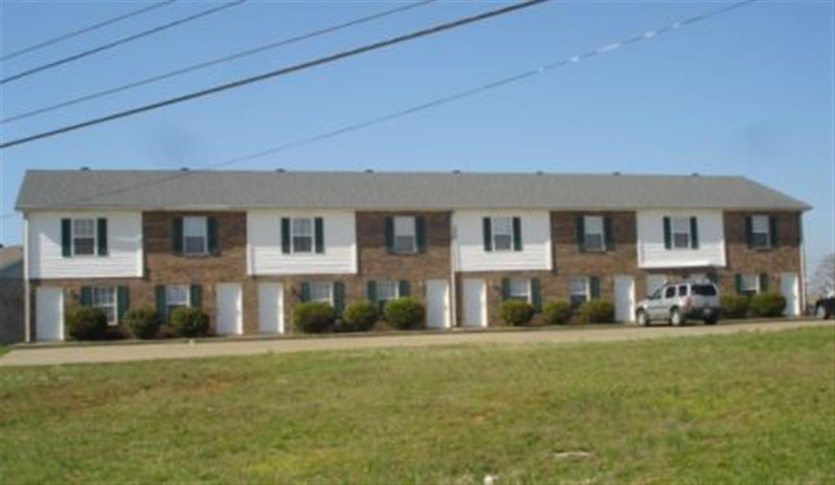 Audrea Lane Townhomes Apartment In Clarksville Tn
