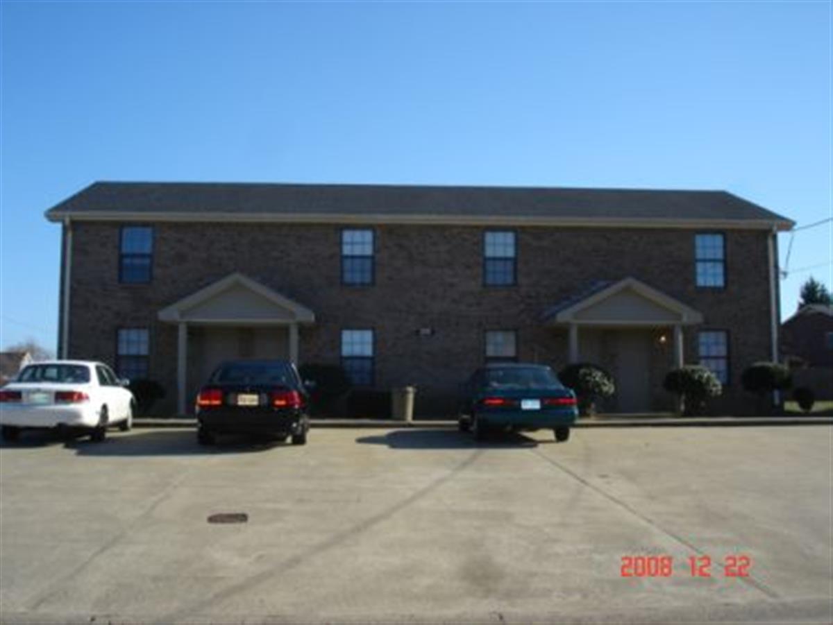 Northridge Drive Townhomes Apartment In Clarksville Tn