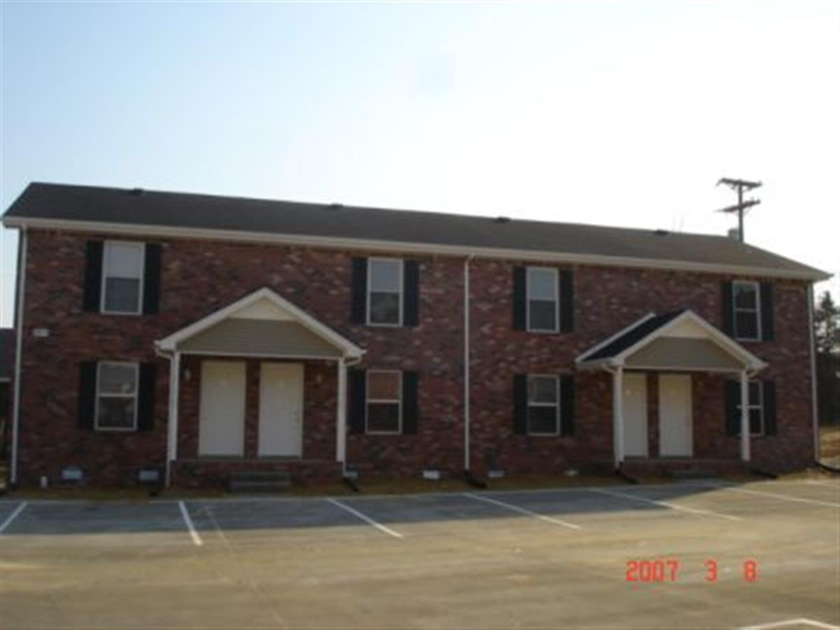 Raleigh Drive Townhomes Apartment In Clarksville Tn