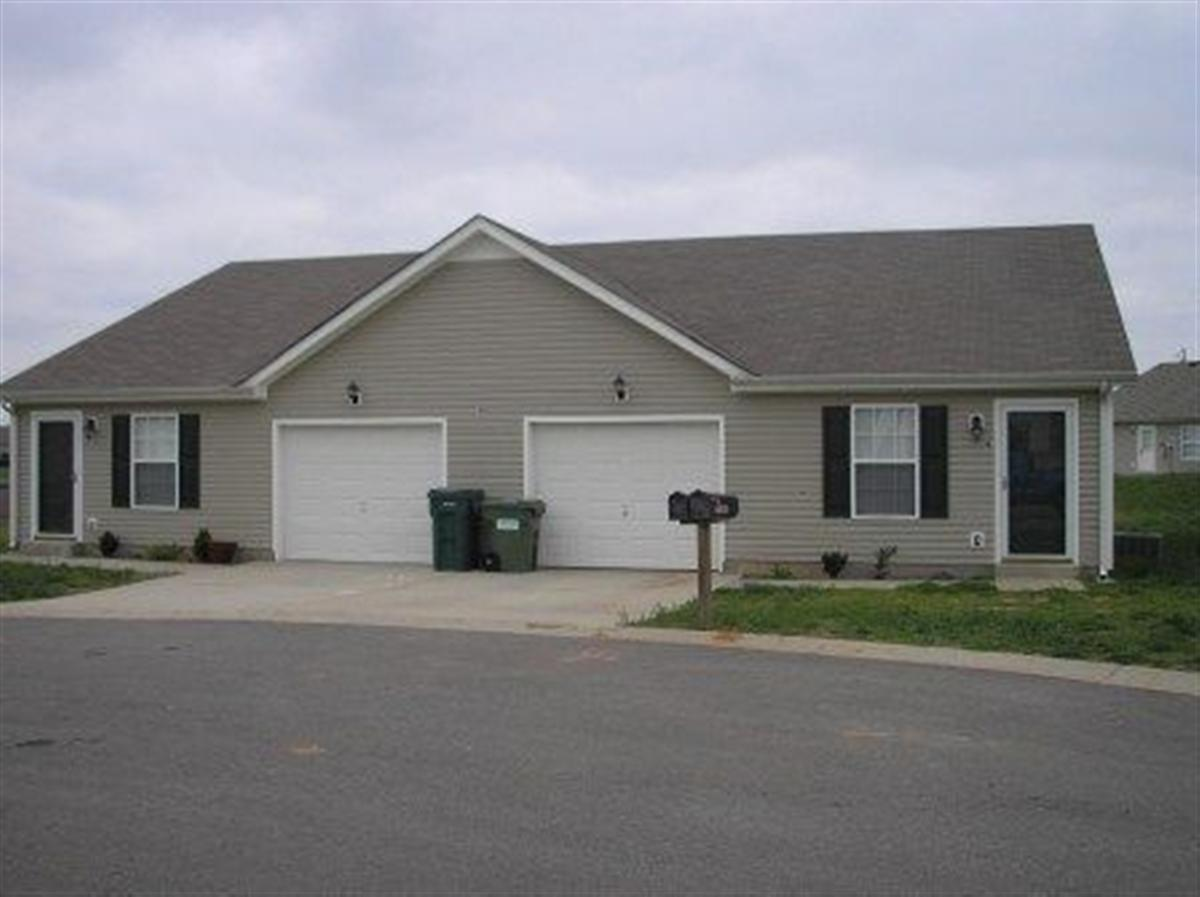 Solid Rock Court Duplexes Apartment In Clarksville Tn