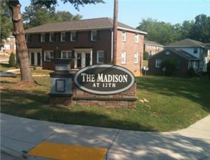 The Madison at 12th apartment in Clarksville, TN
