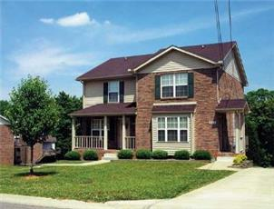 Peachers Mill Court apartment in Clarksville, TN
