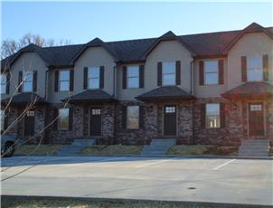 SpringWater Drive Townhomes apartment in Clarksville, TN